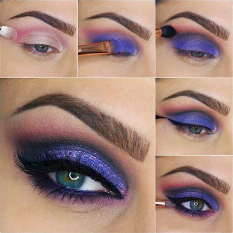 imagenes de ojos con orzuelos tips para tu maquillaje con sombras de colores 1 de 2