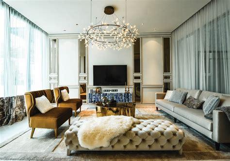 lavish flair  ways  create  modern opulent living