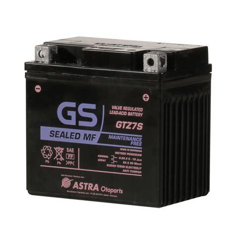 Accu Gs Astra Untuk Mobil harga aki motor gs astra terbaru 2016