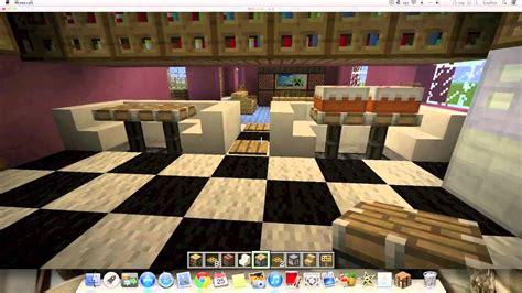 como decorar la cocina en minecraft minecraft decorando la casa de los simpsons youtube