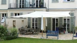 sonnenschirm terrasse groß chestha dekor balkon sonnensegel