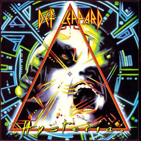 def leppard hysteria vinyl album covers com