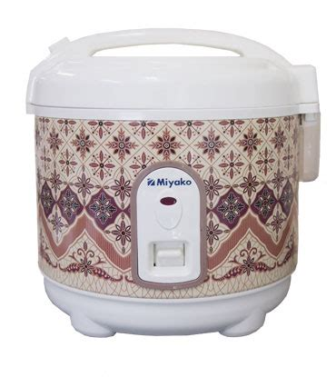 Rice Cooker Miyako Mini miyako rice cooker psg 607 tokomahal