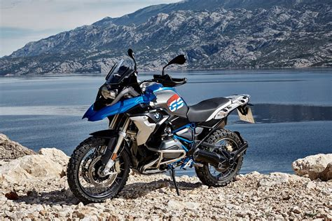 2017 bmw r1200gs gets upgrades and a rallye