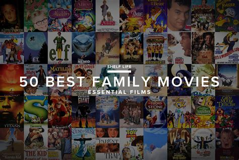 recommended family film 50 movies to watch with your family on father s day gear