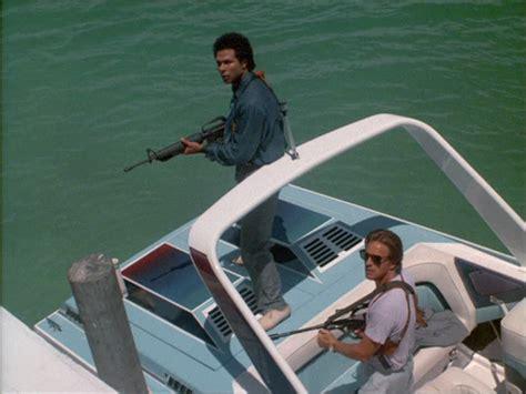 miami vice sonny crockett boat miami vice on tumblr