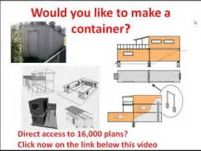 Floor Plans With Courtyards shipping containers dimensions would you like to make a
