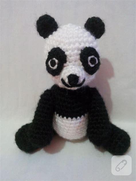 amigurumi panda amigurumi 246 rg 252 panda 10marifet org
