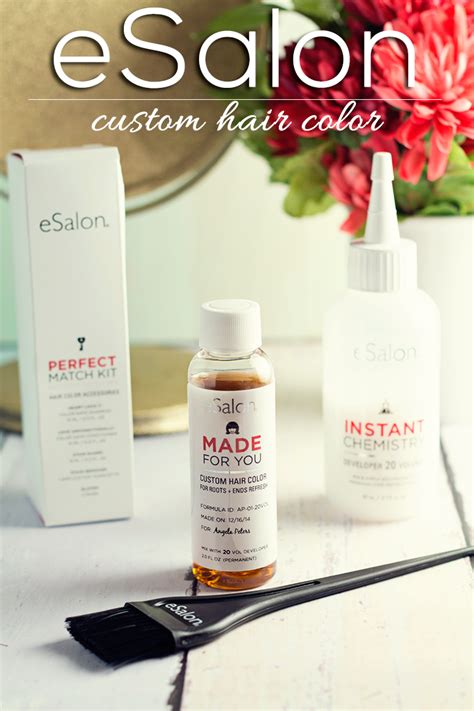 custom hair color esalon custom hair color hairspray and highheels