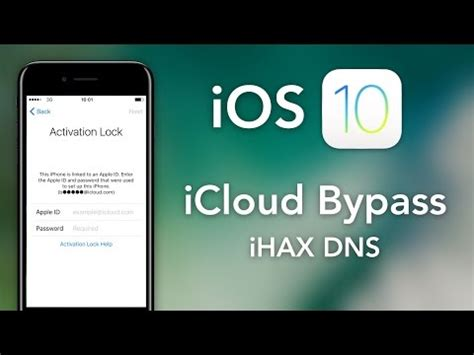 xp tutorial icloud bypass full download icloud activation lock bypass dns server