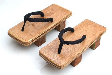 wooden sandals how to make a pair of geta wooden sandals 13 steps