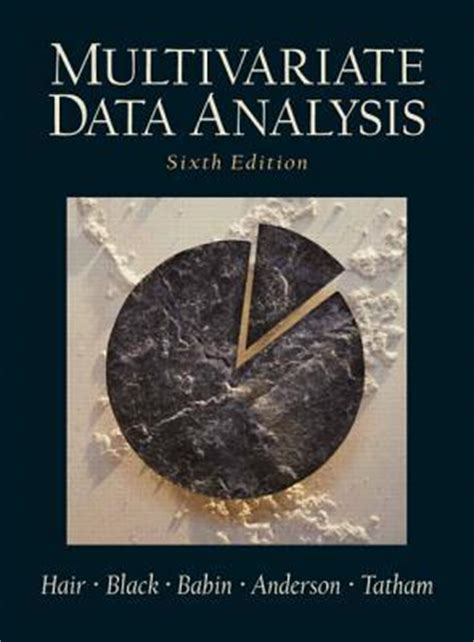 essentials of multivariate data analysis books multivariate data analysis by joseph f hair jr reviews