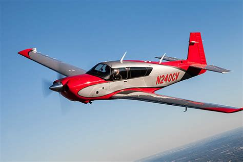 Home Redesign by Mooney Rolls Out Major Updates For M20v Ultra Flyer