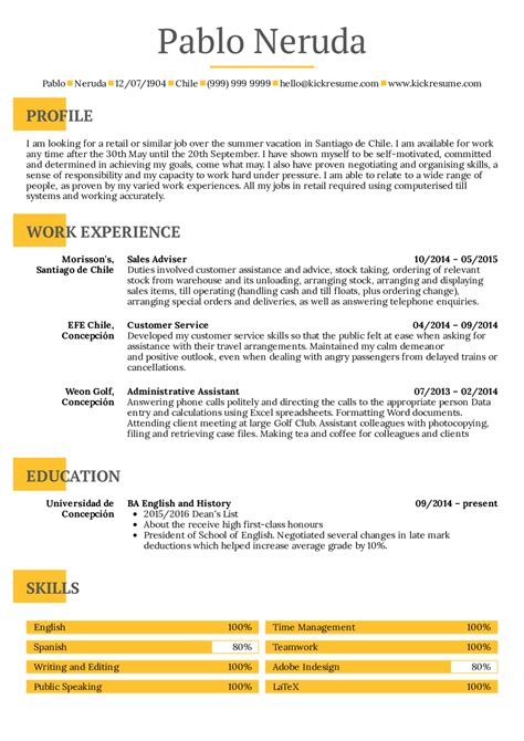 example job resumes format for making a resume format in making
