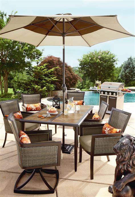 ty pennington style 7 patio dining set sears