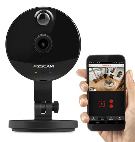 foscam ip foscam c1 indoor hd 720p wireless quot and play quot ip
