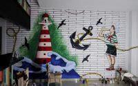 doodle name anggun projek jasa mural bogor sebuah photobooth 3d yang unik