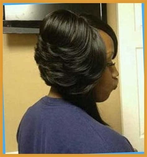 short layered bob hairstyles african american short feather bob haircuts for black women hair is our crown
