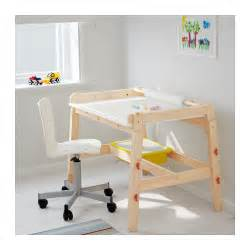 Kid Desks Ikea Flisat Children S Desk Adjustable Ikea