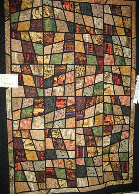Magic Tiles Quilt Pattern by Safari Magic Tiles Quilting Gallery Quilting Gallery