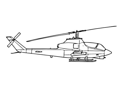 Free Printable Helicopter Coloring Pages For Kids Helicopter Colouring Pages Printable