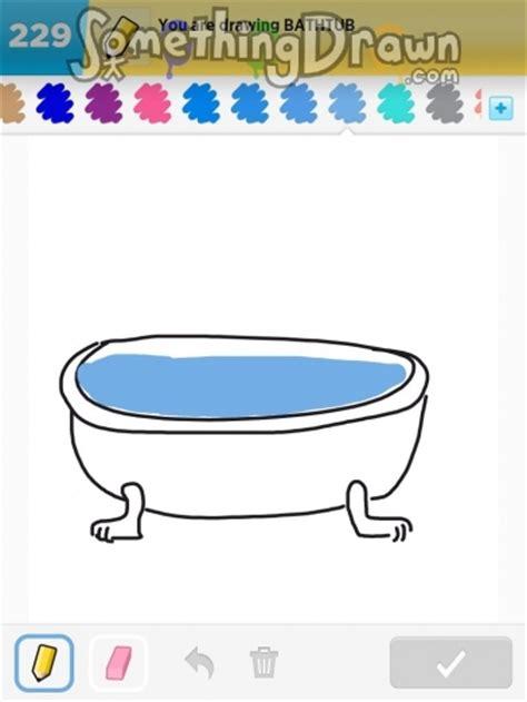 draw a bath somethingdrawn bathtub by jennypah on draw something