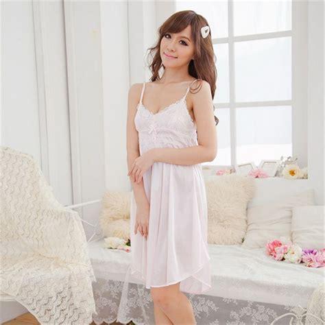 Stripe Sleep Wear Transparant Babydoll Daster 25 b 228 sta id 233 erna om robe de nuit femme p 229