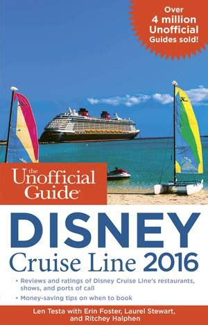 the unofficial guide to disney cruise line 2018 the unofficial guides books giveaway time unofficial guide book tips from the