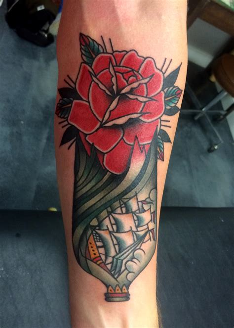 tattoo wilmington nc luke worley artist graces
