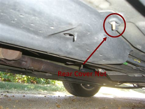 drain location 2000 ford mustang free