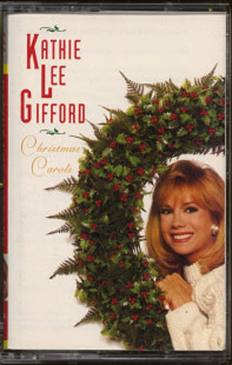 kathie lee gifford it s christmas time kathie lee gifford christmas carols cassette