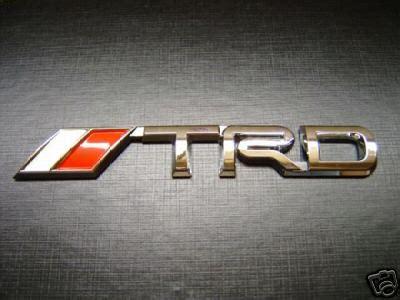 Emblem Racing Ralliart Chrome Blok emblems atc may 28
