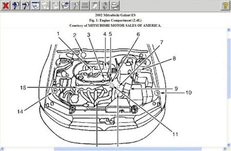 2002 mitsubishi galant engine diagram zand belt routing diagram for 03 mitsubishi