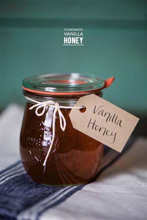 Vanilla Infused Honey vanilla infused honey vanilla honey