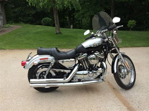 2003 Harley Davidson Sportster by Harley Davidson Sportster 1200 In Michigan For Sale 67