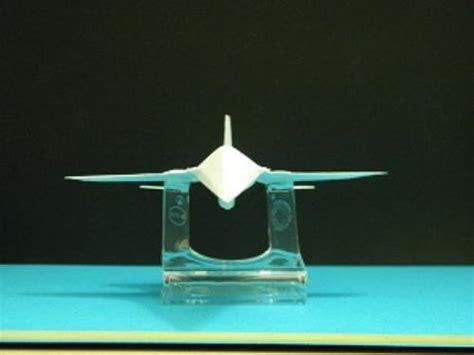 How To Make A Paper Tornado - origami panavia tornado tutorial crafting paper