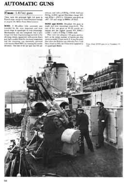 [Navimodélisme RC - Livres - Naval Weapons of World War Two ]