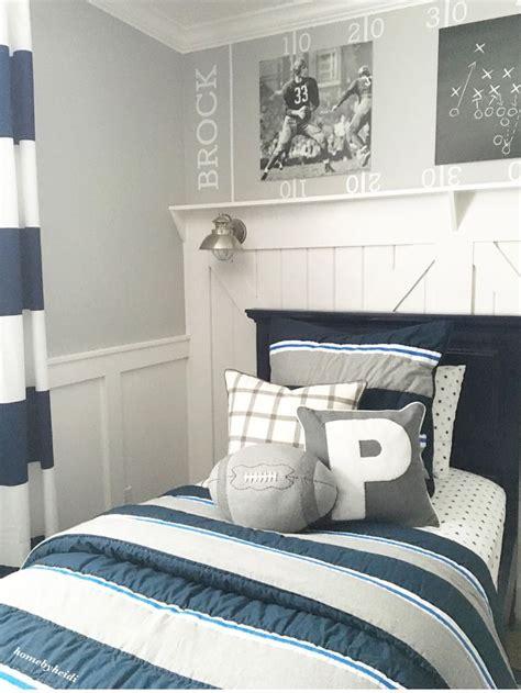 football themed bedrooms best 25 boys football room ideas on pinterest football themed rooms boys football bedroom