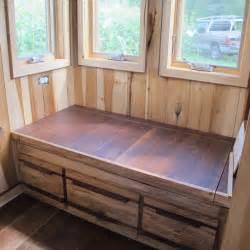 How To Create Storage In A Small House Owl Creek Happenings Tumbleweed Tiny House Ii