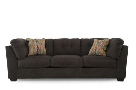 steel sofas online ashley delta city steel sofa mathis brothers furniture