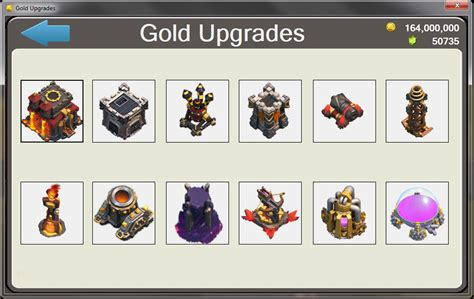 how to upgrade players in clash of clans strategi clash of clans gambar tingkatan tiap upgrade