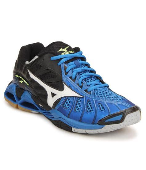 mizuno sports shoes mizuno wave tornado x multi color badminton sports shoes