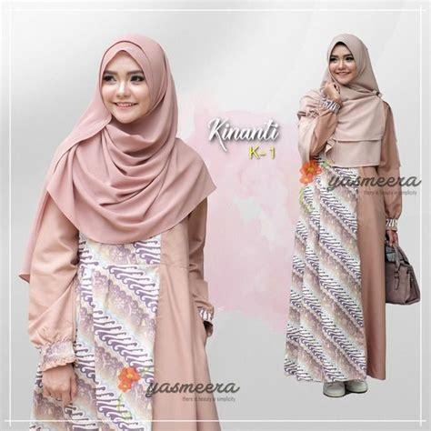 Model Baju Sekarang 60 model baju muslim untuk wanita terpopuler 2018 model