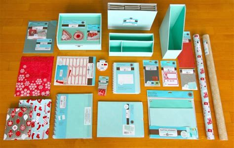Martha Stewart Office Supplies by Home Office Nook Organization C R A F T
