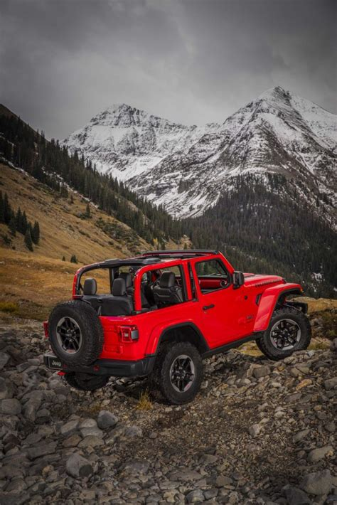 All Jeep Wrangler Jeep Lifestyles With The All New 2018 Wrangler