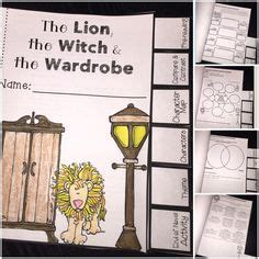 the the witch and the wardrobe book report the the witch and the wardrobe lapbook will discuss