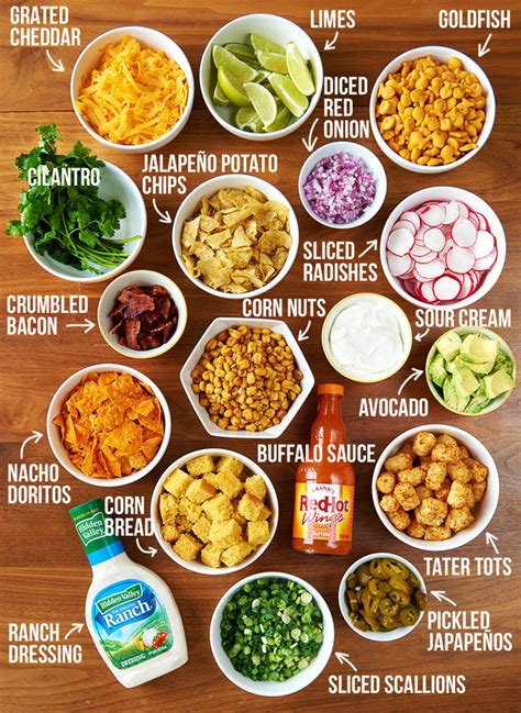 taco bar topping ideas the friday edit style your senses