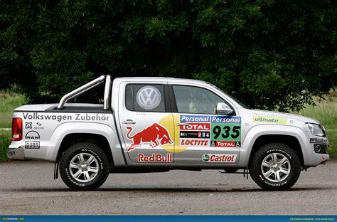 volkswagen dakar ausmotive com 187 volkswagen amarok at 2010 dakar rally