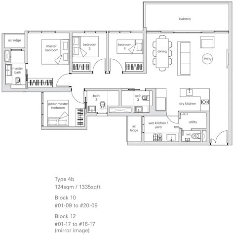 the panorama floor plan the panorama floor plan 28 images 3 bedroom the