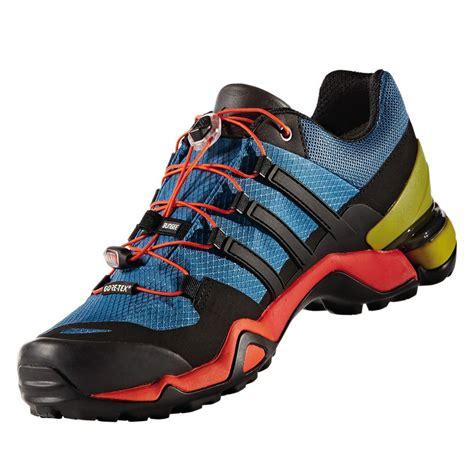 Adidas Sport Terrex Hitam Merah Sneaker Sporty adidas terrex fast r mens blue black tex waterproof walking hiking shoes ebay